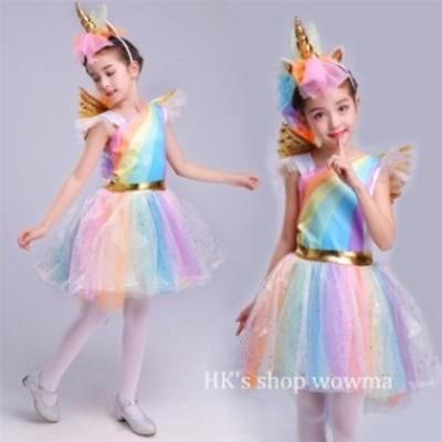子供 ハロウィン仮装衣装 コスプレコスチューム  女の子 子供衣装  ワンピース フルセット キッズ ハロウィン