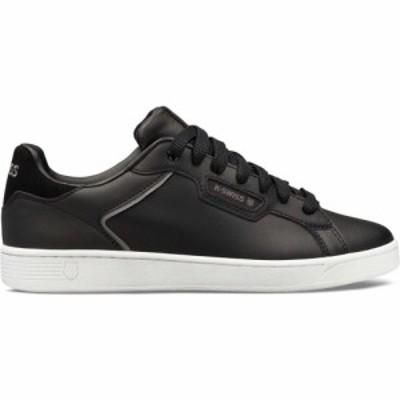 ケースイス K Swiss メンズ スニーカー シューズ・靴 Clean II Trainers Black/Cha/White