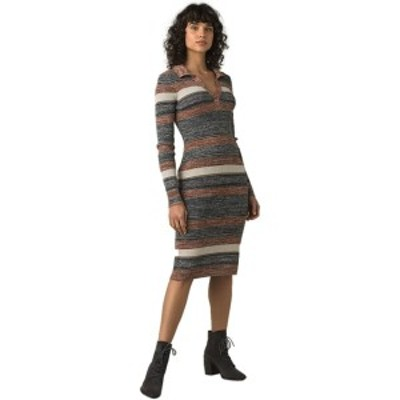 プラーナ レディース ワンピース トップス Acadia Dress - Women's Magnet Grey