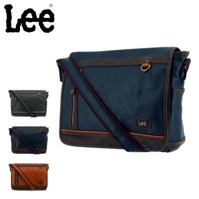 Lee ショルダーバッグ A4 メンズ 320-3104 リー   斜めがけ infinity