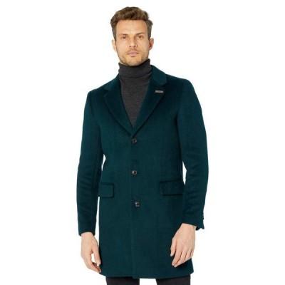 スコッチアンドソーダ メンズ コート アウター Classic Wool-Blend Overcoat