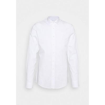 タイガー オブ スウェーデン シャツ メンズ トップス FILLIAM - Formal shirt - pure white
