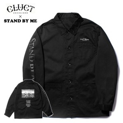 30%OFF SALE セール CLUCT クラクト CLUCT×STAND BY ME COVERALL cluct メンズ ジャケット アウター 送料無料 ストリート atfjkt