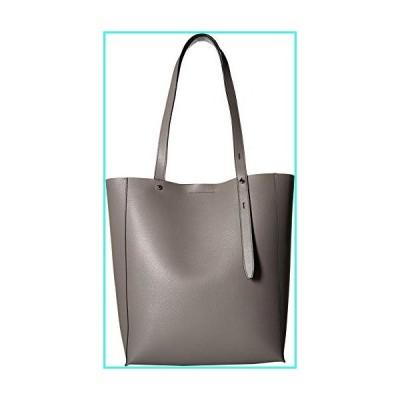 【新品】Rebecca Minkoff Stella North/South Tote Grey One Size(並行輸入品)