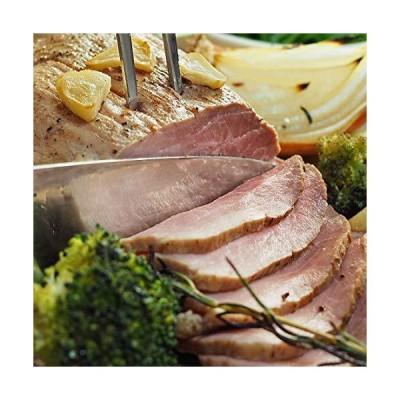 直火焼き ローストポーク 豚モモ 1個 ハム プレミアム カナディアンポーク バックス 肉 お肉 食べ物 スタンダード オードブル 惣菜 お