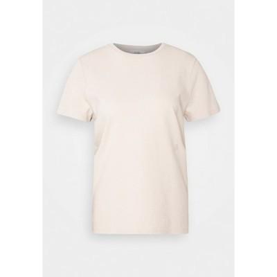 クローズド Tシャツ レディース トップス Basic T-shirt - lychee