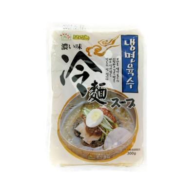 『ボリ村』冷麺スープ・濃い味(300g) 韓国食材 韓国料理 韓国食品