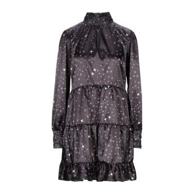 インペリアル IMPERIAL ミニワンピース&ドレス ブラック XS ポリエステル 97% / ポリウレタン 3% ミニワンピース&ドレス