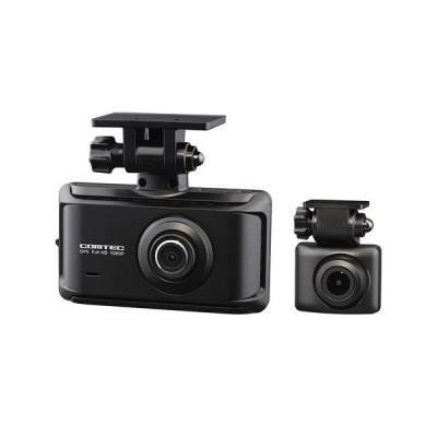 ZDR035 コムテック ドライブレコーダー 前後2カメラ 前後200万画素 STARVIS搭載 FullHD GPS搭載 3年保証 常時録画 衝撃録画