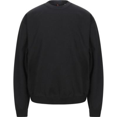 オーエーエムシー OAMC メンズ スウェット・トレーナー トップス sweatshirt Black