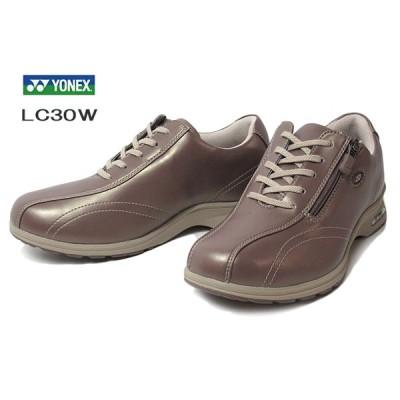 ヨネックス YONEX LC30W パワークッション 4.5E カジュアルウォーク パールローズ レディース 靴