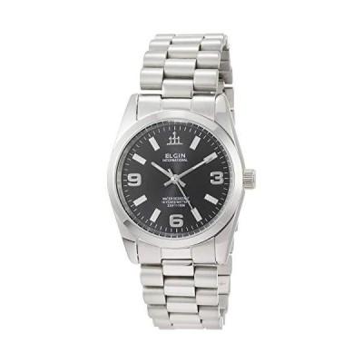 [エルジン] 腕時計 オールステンレス FK1421S-B メンズ シルバー