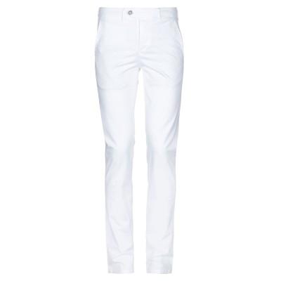 オークス OAKS パンツ ホワイト 30 コットン 97% / ポリウレタン 3% パンツ