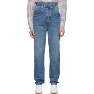 イザベル マラン Isabel Marant Etoile レディース ジーンズ・デニム ボトムス・パンツ Navy Gloria Jeans Navy