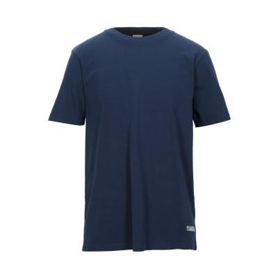 フランクリン & マーシャル FRANKLIN & MARSHALL T シャツ ブルー XS コットン 100% T シャツ