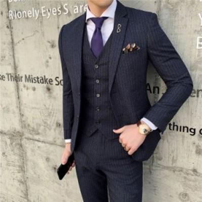 メンズスーツ 大きいサイズ 事務服 ジャケット プリンス 通勤 宴会 シルエット ビジネススーツ カジュアル 新作
