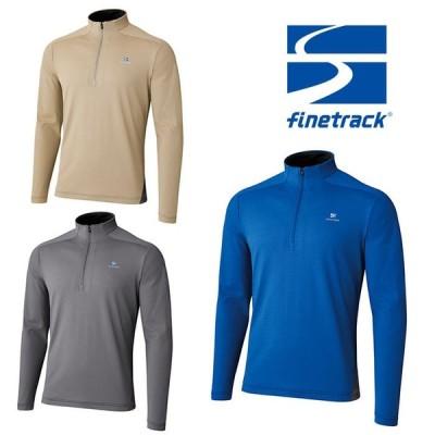 ファイントラック ドラウトタフジップネック FMM1401 メンズ/男性用 Tシャツ