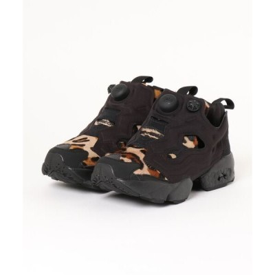 スニーカー 【Reebok】INSTAPUMP FURY - ANIMAL PACK