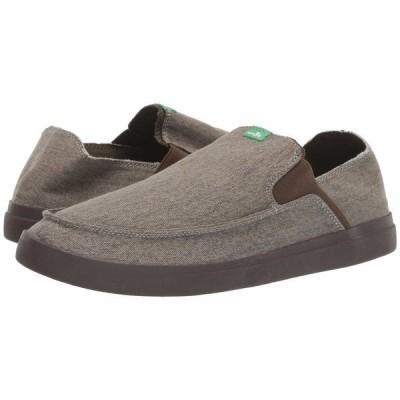 サヌーク スニーカー シューズ メンズ Pick Pocket Slip-On Sneaker Brindle