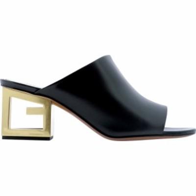 ジバンシー Givenchy レディース サンダル・ミュール シューズ・靴 Triangle Sandals Black