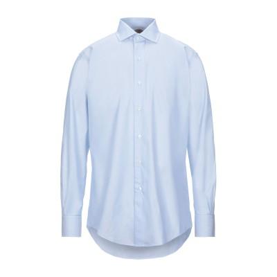 ブルックス ブラザーズ BROOKS BROTHERS シャツ スカイブルー 15 コットン 100% シャツ