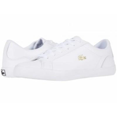 Lacoste ラコステ レディース 女性用 シューズ 靴 スニーカー 運動靴 Lerond 0120 2 White/White【送料無料】