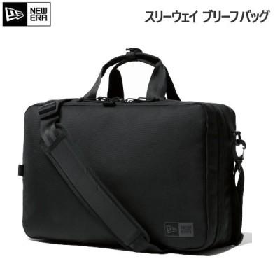 ニューエラ ビジネスコレクション スリーウェイ ブリーフバッグ 16L ブラック(11901527)newera ショルダーバッグ かばん リュック 【C1】