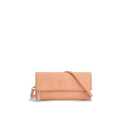 マット & Nat Alaya Loom Fold-オーバー Crossbody Bag, Apricot『海外取寄せ品』