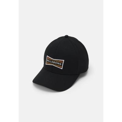 ビラボン 帽子 メンズ アクセサリー WALLED SNAPBACK UNISEX - Cap - black