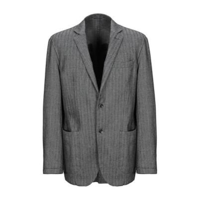 AT P CO テーラードジャケット ファッション  メンズファッション  ジャケット  テーラード、ブレザー 鉛色