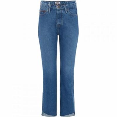 トミー ジーンズ Tommy Jeans レディース ジーンズ・デニム ボトムス・パンツ High Rise Izzy Jeans Mid Blue