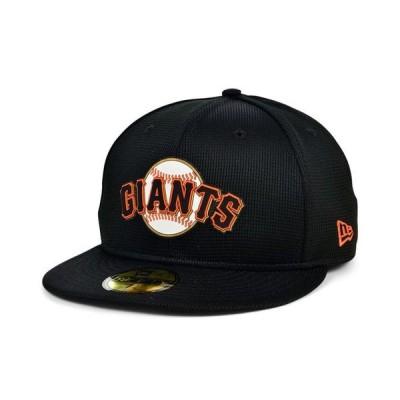 ニューエラ メンズ 帽子 アクセサリー San Francisco Giants Clubhouse 59FIFTY Cap