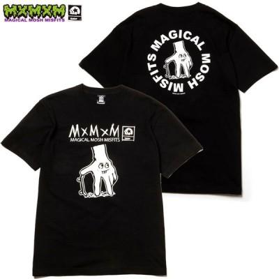 マジカルモッシュミスフィッツ MAGICAL MOSH MISFITS 指 TEE(GLOW)マジカルモッシュミスフィッツTシャツ MMMTシャツ