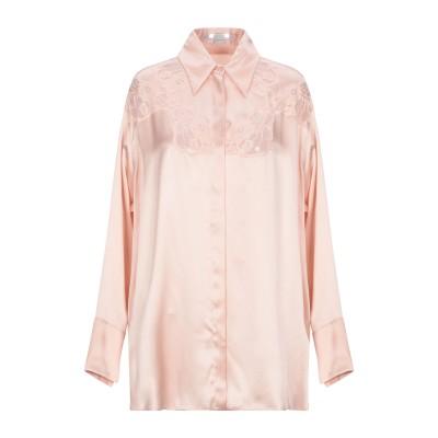 ステラ マッカートニー STELLA McCARTNEY シャツ ライトピンク 46 シルク 100% / コットン / ナイロン シャツ