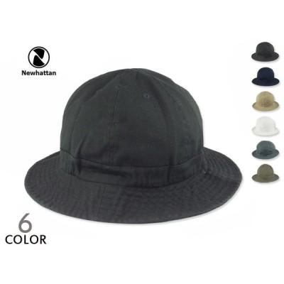 ☆NEWHATTAN【ニューハッタン】COTTON Tennis Hat コットン テニスハット 15498