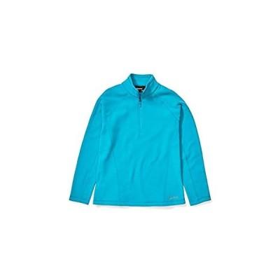 Marmot Women's Rocklin 1/2 Zip Jacket, Enamel Blue, Medium