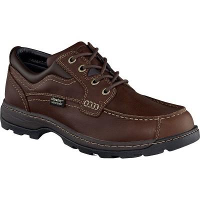 アイリッシュ・セッター スニーカー シューズ メンズ Irish Setter Men's Soft Paw Waterproof Oxford Casual Shoes Brown