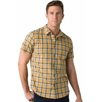 プラーナ Prana メンズ トップス Bryner Shirt - Standard Toffee