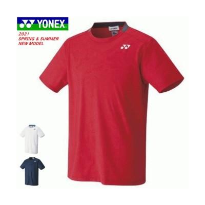 YONEX ヨネックス ソフトテニス ウェア ゲームシャツ(フィットスタイル)ユニホーム 半袖シャツ  10409 ユニセックス バドミントン メール便OK