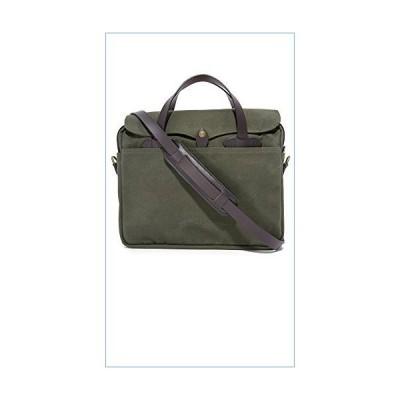 Filson Original Briefcase Otter Green並行輸入品