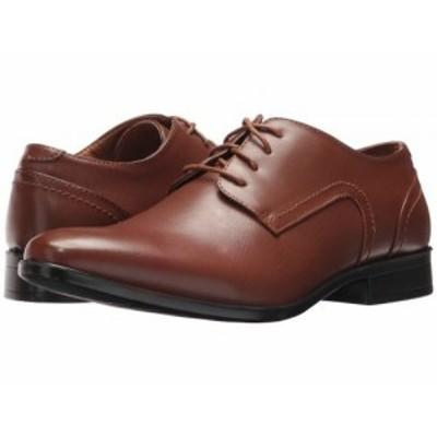 Deer Stags デアスタッグズ メンズ 男性用 シューズ 靴 オックスフォード 紳士靴 通勤靴 Shipley Dark Tan【送料無料】