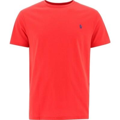 ラルフ ローレン Polo Ralph Lauren メンズ Tシャツ トップス Basic T-Shirt Red