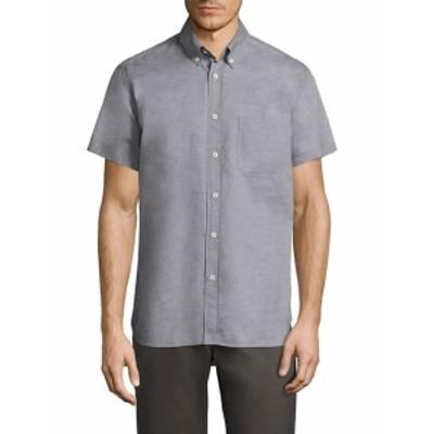 ビリーリード Men Clothing Tuscumbia Button-Down Shirt