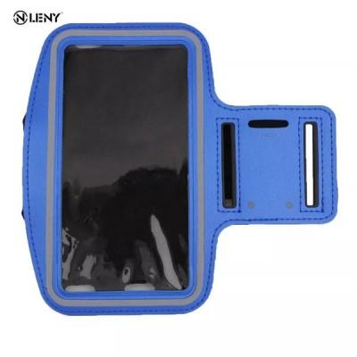 1 個高品質ワイドプレミアムランニングジョギングスポーツ gym 腕章ケースカバー iphone 6 プラス