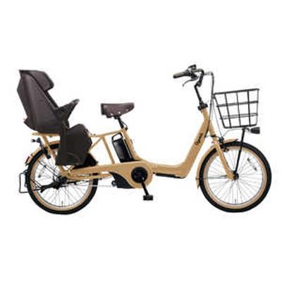 パナソニック Panasonic 電動アシスト自転車 ギュット・アニーズ・DX デザートイエロー BE-ELAD032Y2 [3段変速 /20インチ] デザートイエロー BE_ELAD032Y2