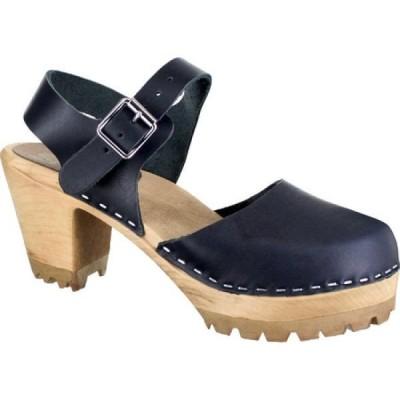 ミア Mia レディース シューズ・靴 アンクルストラップ Abba Ankle Strap Navy Leather