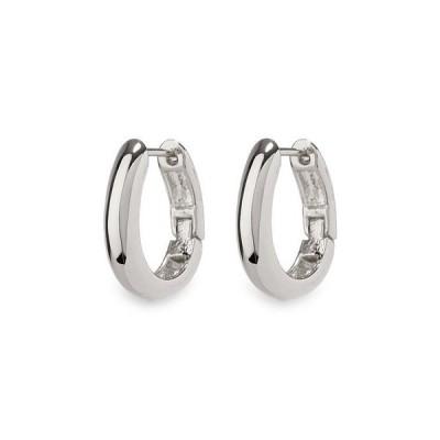 ラブエージェイ レディース ピアス・イヤリング アクセサリー Mini Carmella Hoop Earrings