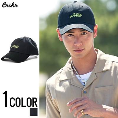 """CAP メンズ """"CRSHR【クラッシャー】MOM CAPS/全1色""""キャップ メンズ ユニセックス 男女兼用 帽子 レディース"""