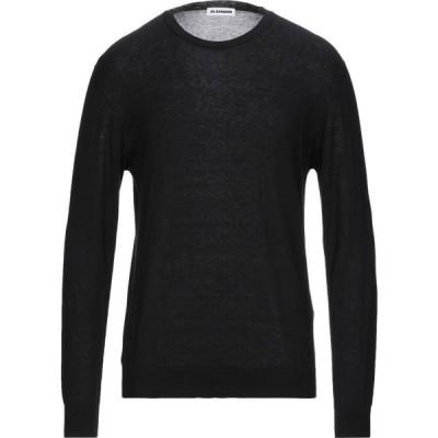 ジル サンダー JIL SANDER メンズ ニット・セーター トップス Sweater Black