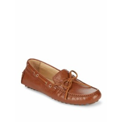 コールハーン レディース フラットシューズ Garnet II Leather Driver Loafers
